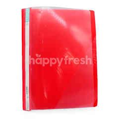 Tesco Red File A4