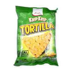 Dua Kelinci Krip Krip Tortilla Roasted Corn