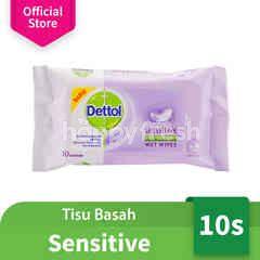 Dettol Tisu Basah Anti Bakteri Sensitif