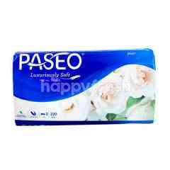 Paseo Premium Quality Facial Tissue (220 sheets)