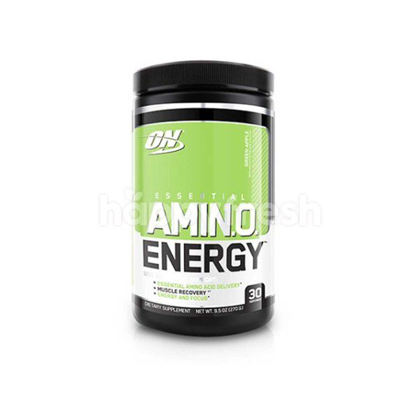 Optimum Nutrition Amino Energy Green Apple