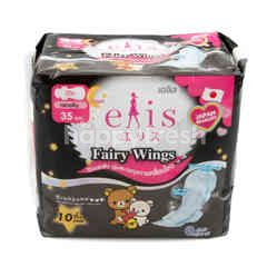 Elis Fairy Wings Napkins for Night 35 cm 10 Pcs