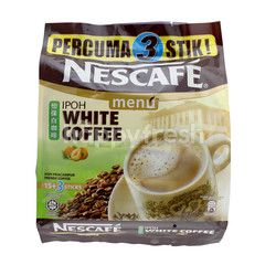 Nescafé Ipoh White Premix Coffee (18 Sticks)