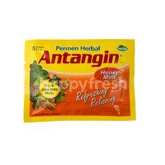 Antangin Herbal Candy Honey Mint