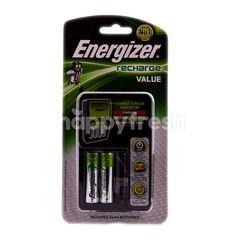Energizer Recharge Value