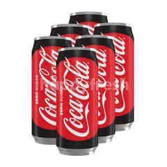 Coca-Cola Zero 330ml 6 Pack