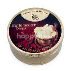 Cavendish & Harvey Butterscotch Candy