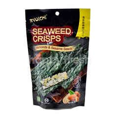 Ryoichi Almonds & Sesame Seeds Seaweed Crisps