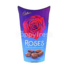 Cadbury Roses Chocolate Carton