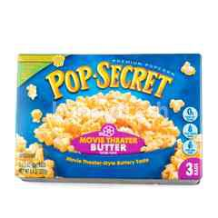 Pop Secret Movie Theater Popcorn Butter Flavour