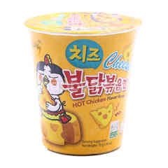 Samyang Hot Chicken Cheese Ramen Instant Noodle Cup