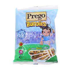 Prego Sport Shaped Pasta For Kids
