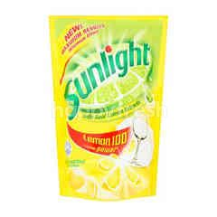Sunlight Lemon Dishwashing Liquid Refill 700Ml