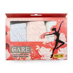 Super Indo Care Celana Dalam Wanita Ukuran XL