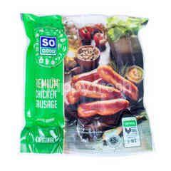 So Good Sosis Premium Rasa Original