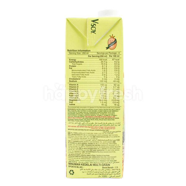 V-Soy Multi-Grain Soy Milk