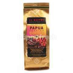 JJ Royal Papua Arabica Whole Bean Coffee