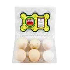 Telur Ayam Kampung Organik