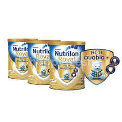Nutrilon Nutricia Nutrilon Royal 3 Susu Formula Bayi Rasa Vanila 800g