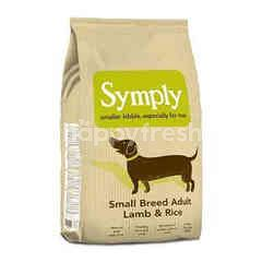 Symply Adult Lamb & Rice (Small Breed) 2Kg