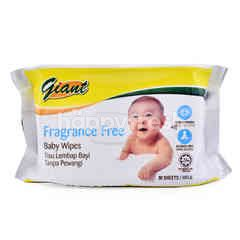 Giant Baby Wipes (30 Sheets)