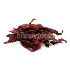 Dried Chilli Without Tangkai