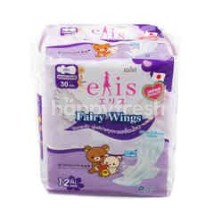 Elis Fairy Wings Napkins for Day & Night 30 cm 12 Pcs