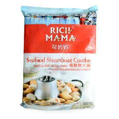 Rich Mama Seafood Steamboat Combo Fish Cake