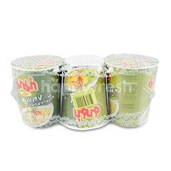 Mama Cup Chicken Green Curry Flavour