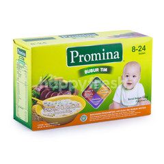 Promina Beef and Broccoli Steamed Porridge for 8-24 Months Baby