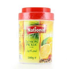 NATIONAL Lemon Pickle
