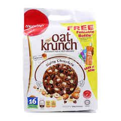 Munchy's Nutty Chocolate Oat Krunch With Hazelnut 16 Packs