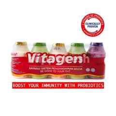 Vitagen Assorted Cultured Milk Drink
