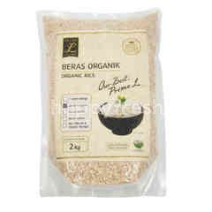 Prime L Beras Coklat Organik