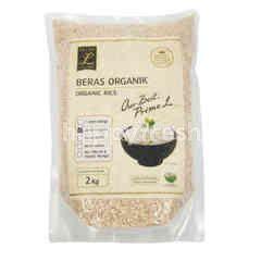 Prime L Organic Brown Rice