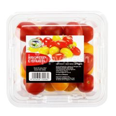 GENTING GARDEN Assorted Cherry Tomatoes