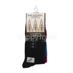 Balmoral England Casual Batik Socks Set 9/2 (2 pairs)