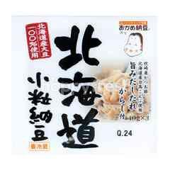 Okame Hokkaido Kotsubu Mini Natto Tape Kacang Kedelai Instan