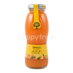 Rauch Orange Carrot Lemon Juice