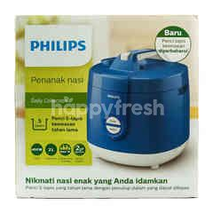 Philips Rice Cooker Daily Collection HD3129 Blue