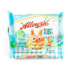 Allowrie Smart Kids Formula Slice Cheddar Cheese