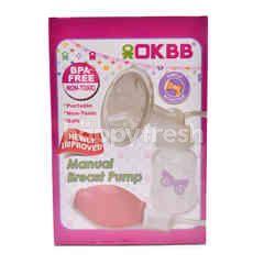 OKBB Manual Breast Pump