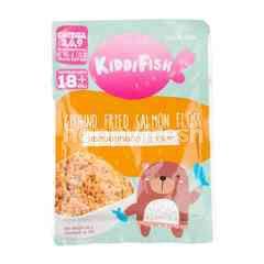 Kiddi Fish Ground Fried Salmon Floss 45 g