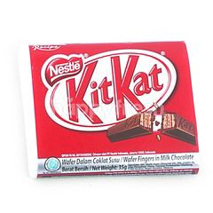 KitKat 4 Fingers Wafer Cokelat