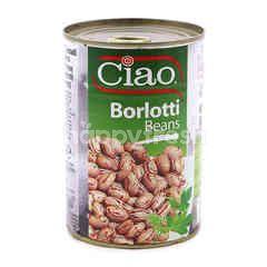 Ciao Canned Borlotti Beans