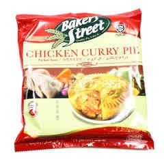 Bakers Street Chicken Curry Pie