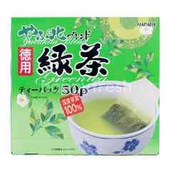 Harada Yabukita Blend Greentea (50 Bag)