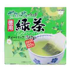 Harada Yabukita Blend Greentea (50 Bag)