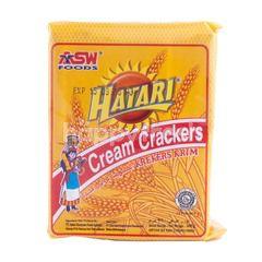 Hatari Cream Crackers
