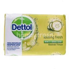 Dettol Lasting Fresh Anti Bacterial Bar Soap